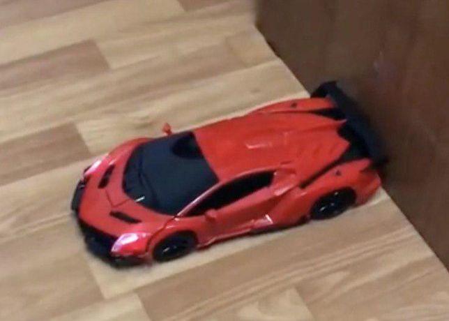 Lamborghini - трансформер - Радиоуправляемая машинка