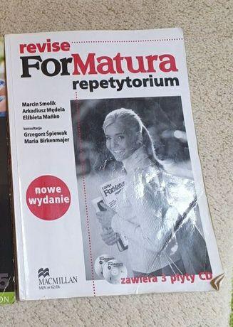 Repetytorium Longman rozszerzenie McMillan revise For Matura angielski