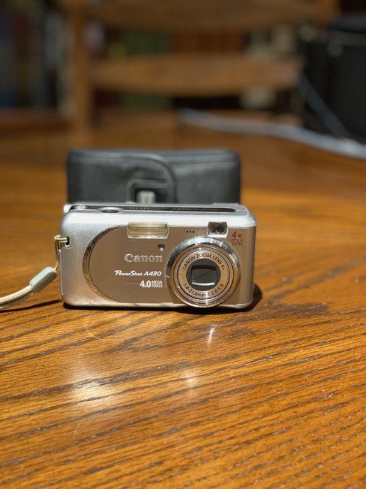 Фотоаппарат Canon Power Shot A430 Харьков - изображение 1