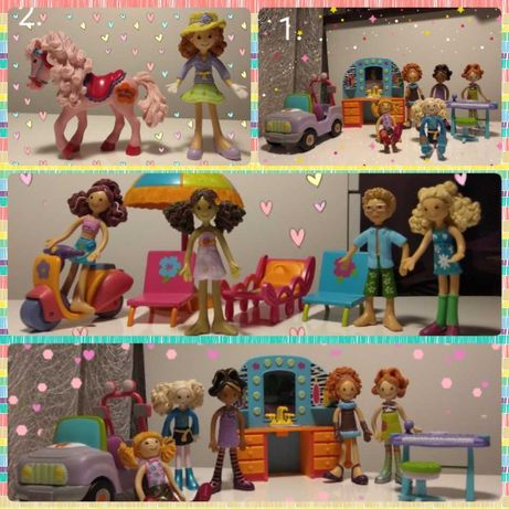 Laleczki Groovy Girls minis.