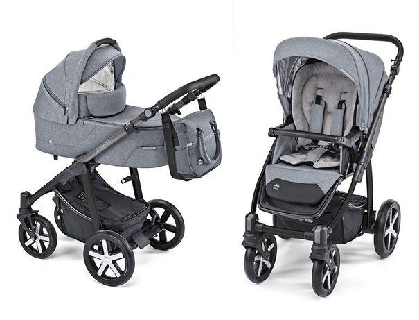Wózek 2w1 Baby Design Husky 07 2019. Akcesoria ZIMOWE