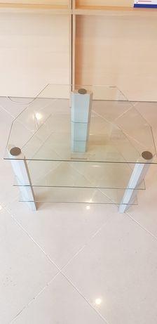 Stolik szklany pod telewizor multimebel
