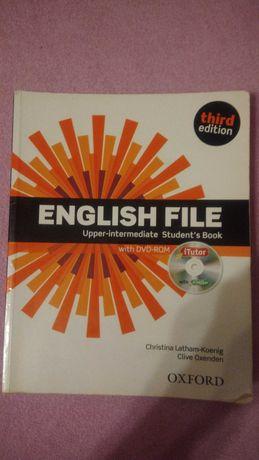 Podręcznik English File Upper-intermediate z płytą