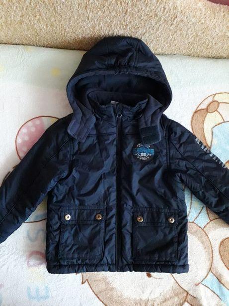 Куртка демисезонная, осенняя, курточка 2-3 года
