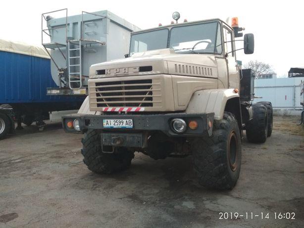 Автомобіль вантажний Краз-260В