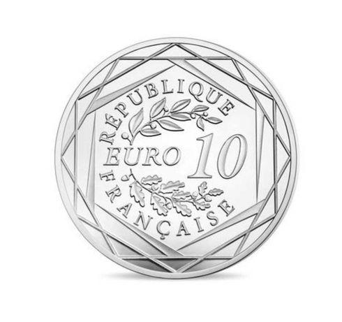 Moedas 10 euros de França