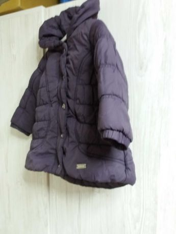 Курточка детская еврозима