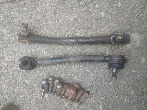 Рулевые тяги ГАЗ-52, 53 СССР комплект.