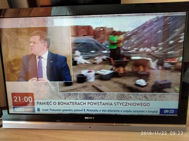Telewizor Tv Sony KDL-46we5 części podświetlenie ramka