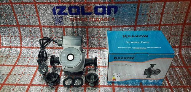 Циркуляционный насос KRAKOW 25-60-180 отопления. Насос для циркуляци