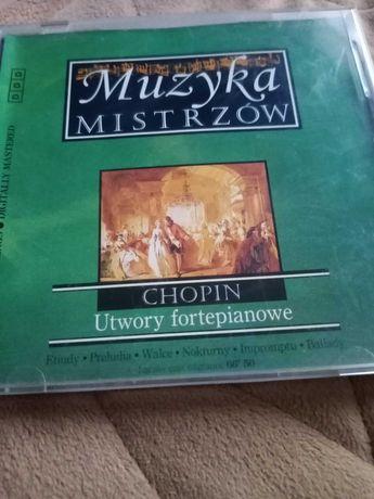 Muzyka poważna Chopin płyta CD