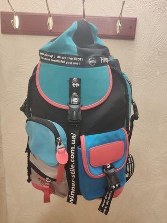 Рюкзак для школы, подростка, девочки, молодежный, сумка, портфель