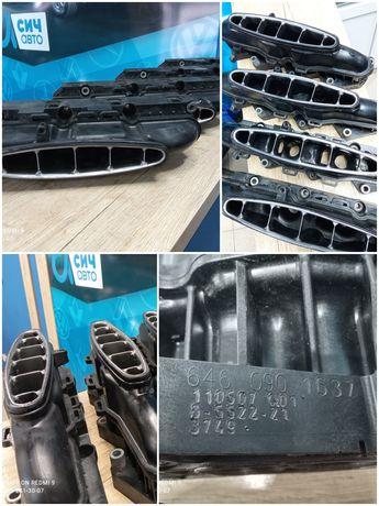 Коллектор впускной спринтер ом646 2.2 Вито 639 Sprinter w906