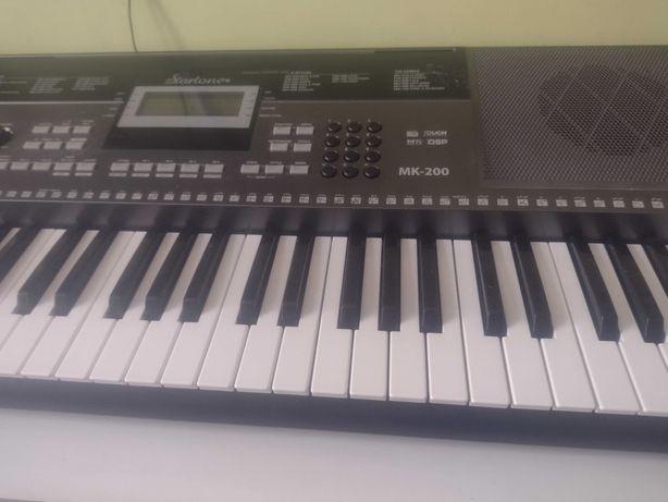 Organy ,keyboard,klawiatura dynamiczna zamienię za telewizor.
