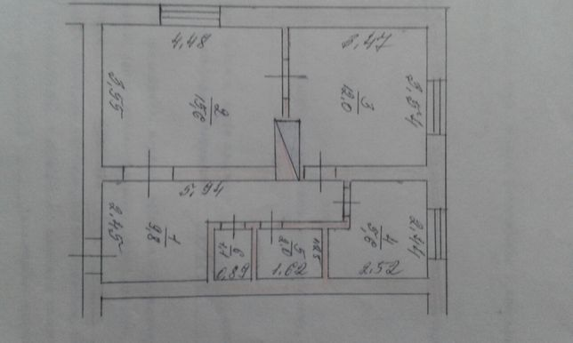 Продам 2 комнатную квартиру ул Победы д.48