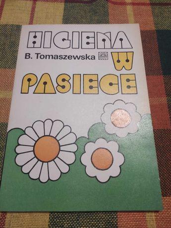 Higiena w pasiece Tomaszewska (ul, pszczoły, miód)