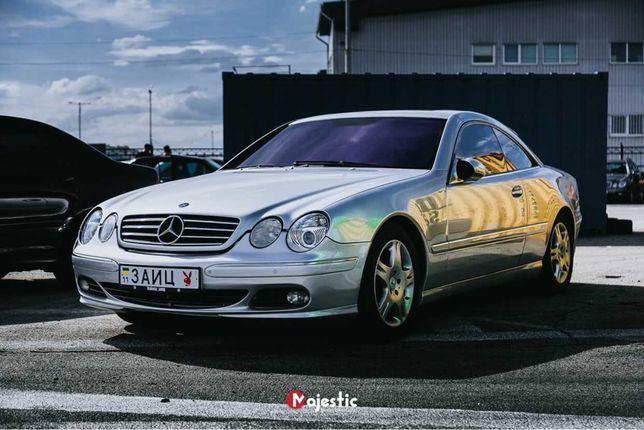Продам mercedes CL 500 купе w215  5.0 2003