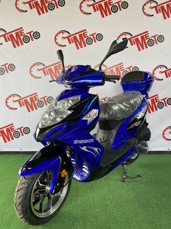 Мопед Spark 150 .Моторолер SP150S-1 Спарк
