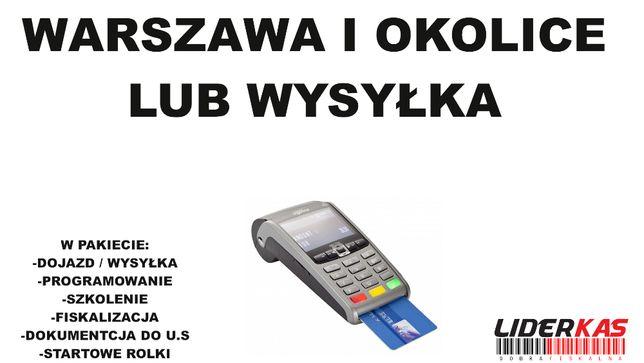Darmowy terminal płatniczy, płatność kartą Warszawa i okolice