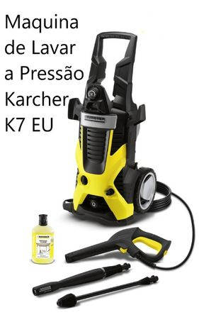 Lavadora de Alta Pressão 170bar Karcher K7 EU