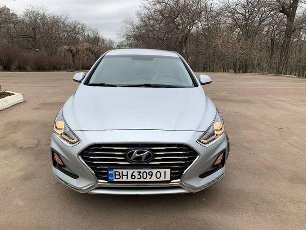 Hyundai Sonata 2017 газ