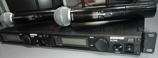 Радиосистема SHURE ULXP24D