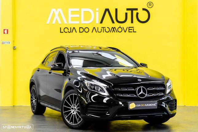 Mercedes-Benz GLA 220 CX.AUTO TETO PANORAMICO