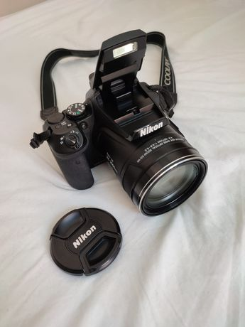 Nikon p900 Vendo ou troco
