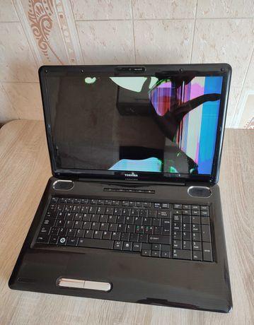 """Toshiba L555-115 17.3""""/Pentium T4300/2GbDDr3/HD 4650 1Gb/Акб 2Часа"""