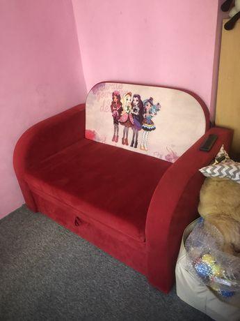 Диван дитячий розкладний/ диван детский розкладной