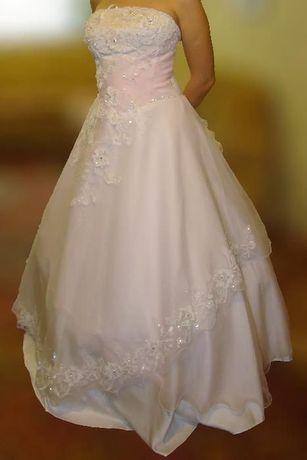 Продам свадебное(выпускное) платье
