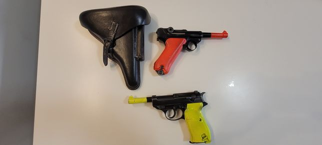 Vendo pack German Pistol Airsoft