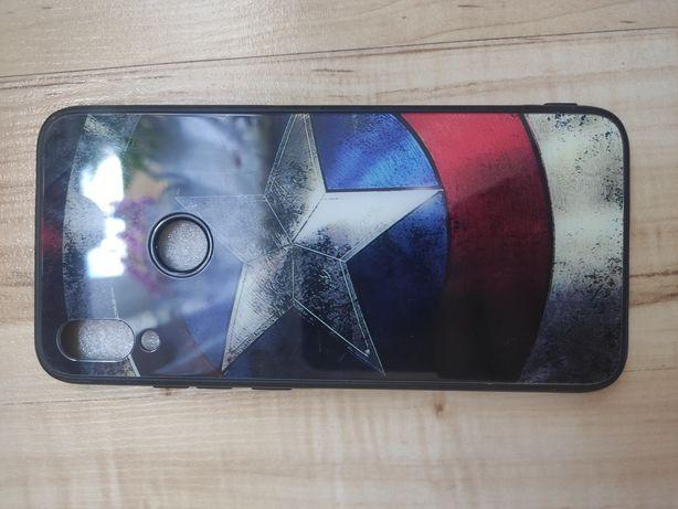 Etui Xiaomi Redmi Note 7 Captain America