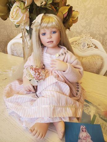 Фарфоровая коллекционная кукла от Памелы Эрфф Pamela Erff