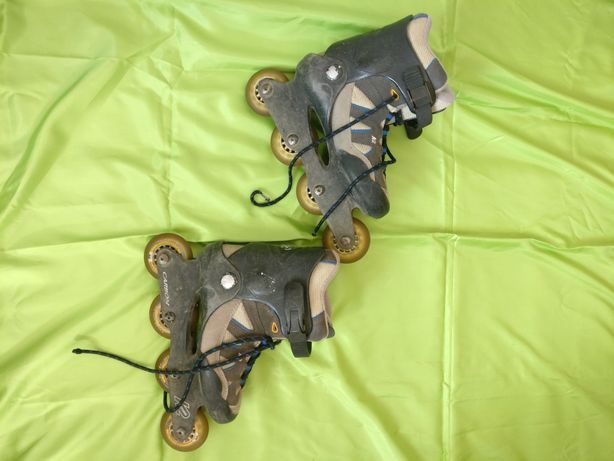 Carbon k2 роликовые коньки 36 размер