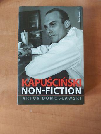 Kapuściński Non-Fiction. Artur Domosławski. bdb stan