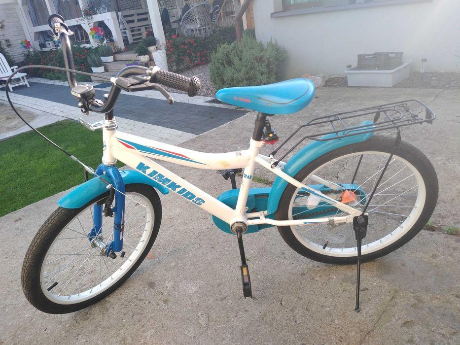 """Rower na kołach 20"""" Inowrocław - image 1"""