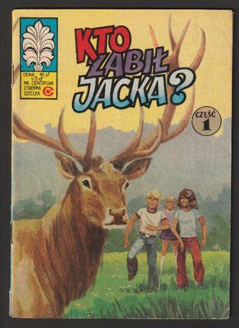 kapitan Żbik - Kto zabił Jacka ? - 1979