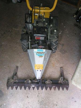 traktorek/kosiarka listwowa