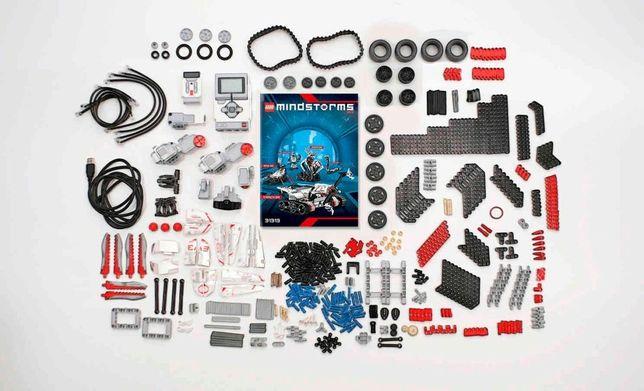 5 наборов LEGO MINDSTORMS Робот Mindstorms EV3 (31313)