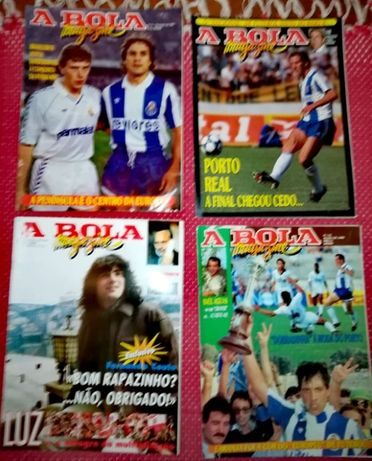A Bola Magazine - FC Porto