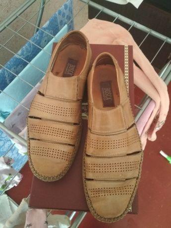 Туфли летние 41 размер