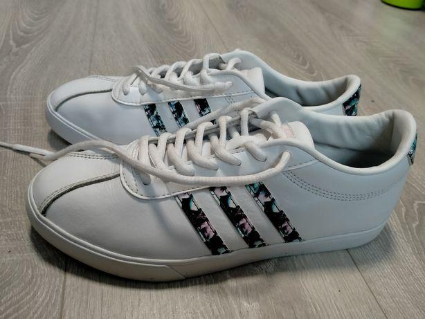 Кеды Adidas кожа