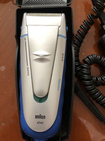 Braun електро бритва