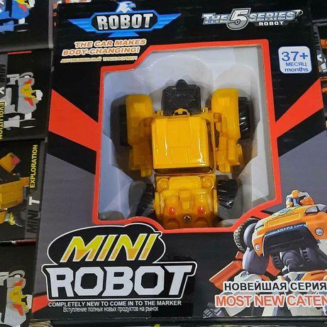 Робот, трансформер