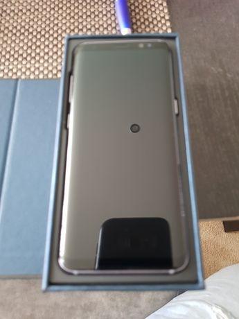 Samsung S8 Arctic Silver stan jak nowy