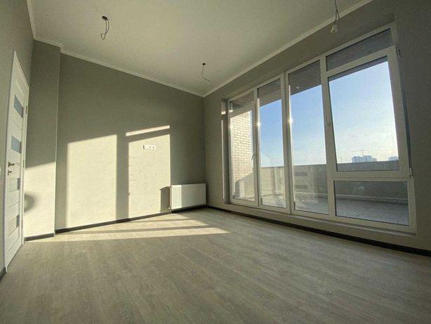 Квартира с ремонтом и большой террасой в Пространство на Неделина