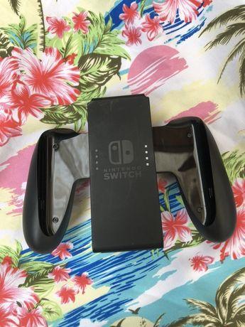 Nintendo swich, держатель, grip, joy con