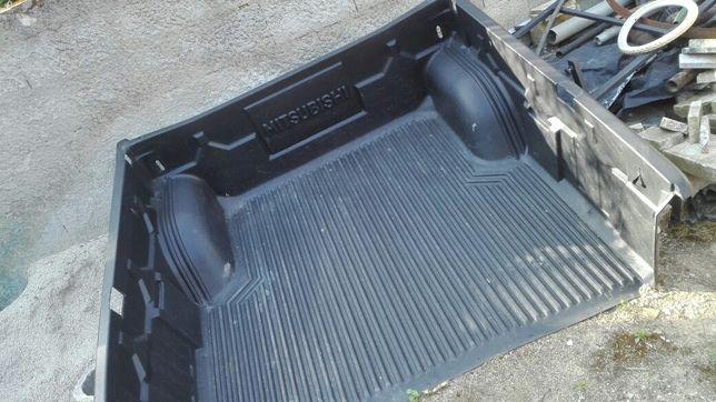 Proteção de carroçaria de cabine dupla