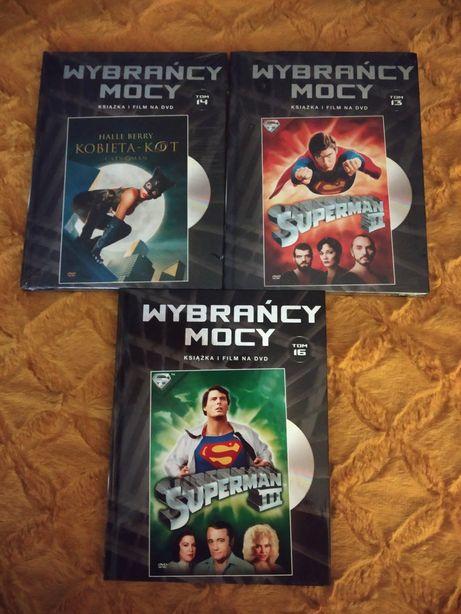 Wybrańcy Mocy DVD